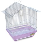 Клетка Triol  N 1601 для птиц, цинк, 34.5*26*44 см