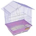 Клетка Triol  N 2101 для птиц, цинк, 30*23*39 см