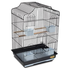 Клетка Triol  N 6007 для птиц, 47 х 36 х 68 см, эмаль, микс