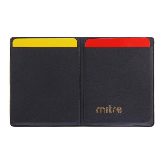 Бумажник судейский футбольный MITRE