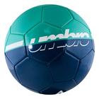 """Мяч футбольный""""UMBRO Veloce Supporter"""" арт. 20808U-FD8, р.5, ТПУ,  машинная сшивка, зел-син-   33845"""