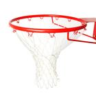 Сетка баскетбольная KV.REZAC, белая, 4 мм