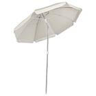 Пляжный зонт «МОДЕНА», 1,8 м, цвет бежевый, 5790198