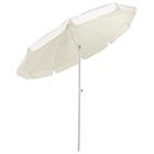 """Пляжный зонт  """"КАЛЬЯРИ"""" 2,2 м, цвет бежевый 5790204"""