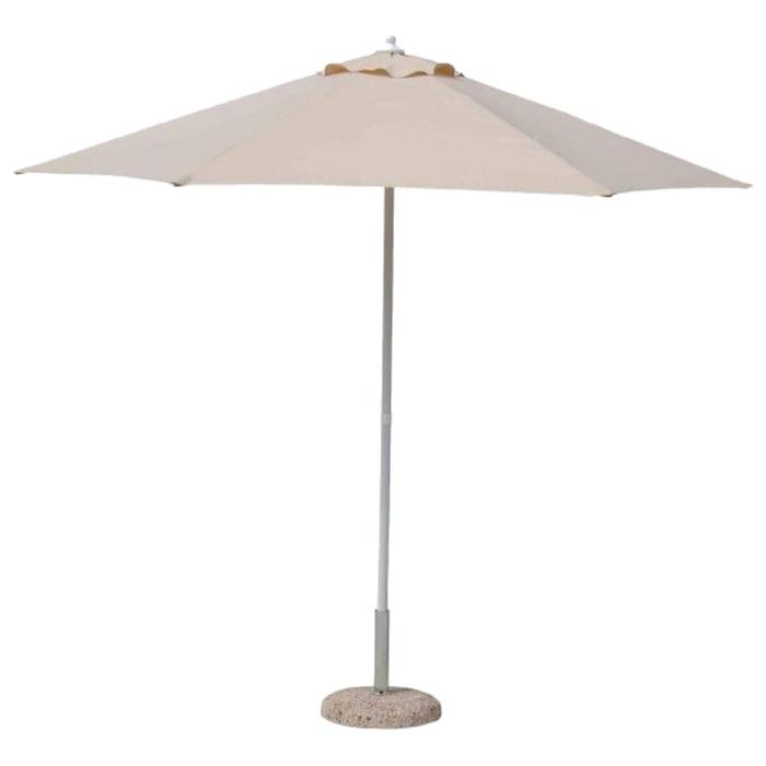 Пляжный зонт «ВЕРОНА», 2,7 м, цвет бежевый, 0795170