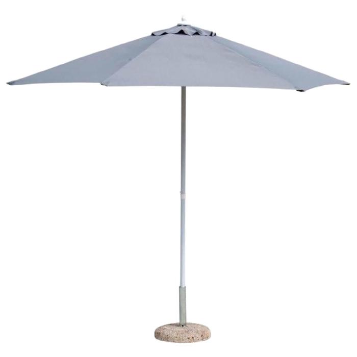 Пляжный зонт «ВЕРОНА», 2,7 м, цвет серый, 0795171