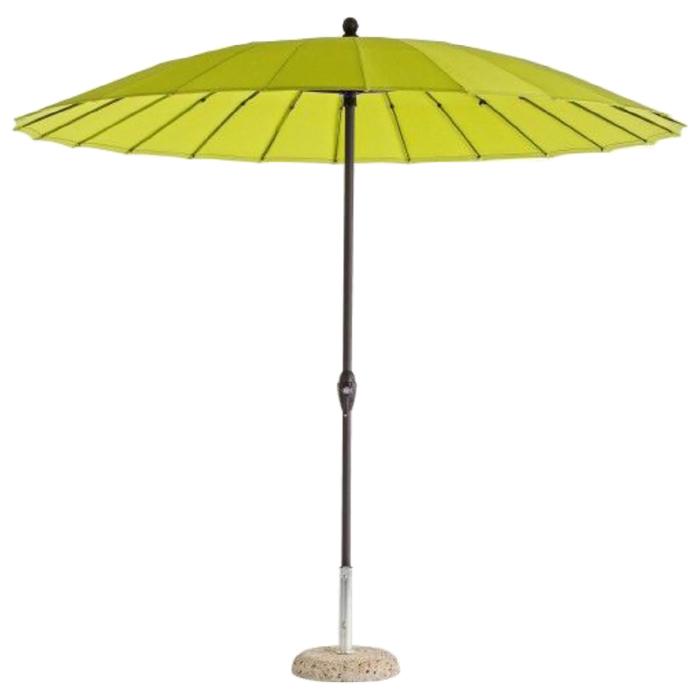 Пляжный зонт «ФЛОРЕНЦИЯ», цвет зелёный, 0795323
