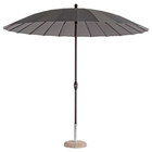 """Пляжный зонт  """"ФЛОРЕНЦИЯ"""", цвет серый 0795325"""