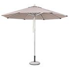 """Пляжный зонт  """"ВЕНЕЦИЯ"""", 3м, цвет серо-коричневый 0795255"""