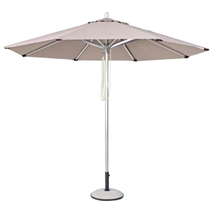 Пляжный зонт «ВЕНЕЦИЯ», 3 м, цвет серо-коричневый, 0795255