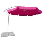 """Пляжный зонт """"ПАРМА"""", 3м, цвет фуксия 0795301"""