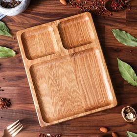 """{{photo.Alt    photo.Description    'Блюдо-доска для подачи и нарезки """"Бир"""", 25 х 20 см, массив дуба'}}"""
