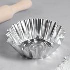 Форма для выпечки кекса, d=11 см, h=4 см