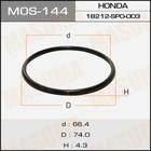 Кольцо глушителя металлическое  Masuma MOS144