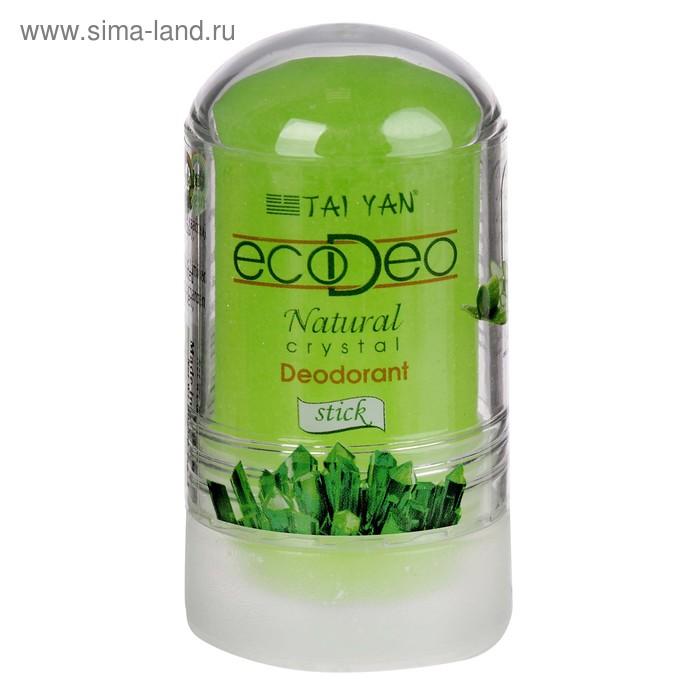 Дезодорант-крислалл  EcoDeo с алоэ, 60 гр