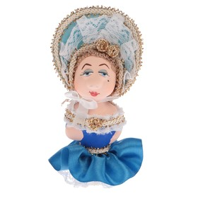 Сувенирная кукла 'Дама-потешка' Ош
