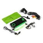 """Игровая приставка SEGA Genesis Gopher Wireless LCD 2.8"""", ИК-порт, 20 игр, зелёная"""