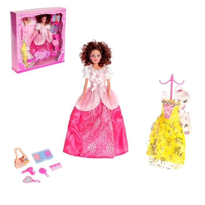 """Кукла """"Джейн"""" в платье с аксессуарами"""