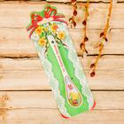 Пасхальная Ложка сувенирная «Цыплёнок», 2,5 х 13 см