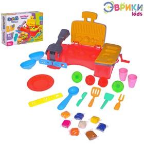 Набор для игры с пластилином 'Веселый пикник'