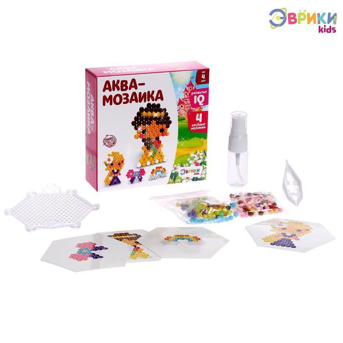 Аквамозаика для детей «Принцессы» - фото 696877
