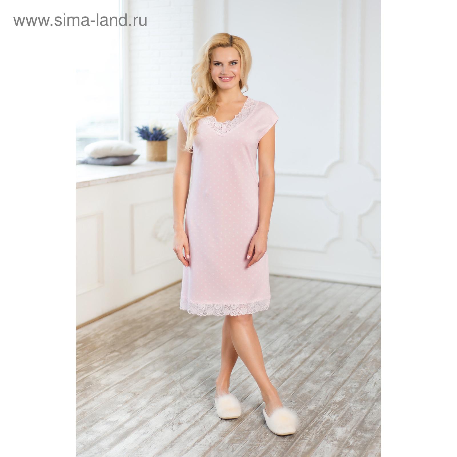 69c613c5bd0 Сорочка женская AW17-MCUZ-162 Winter Garden цвет розовый