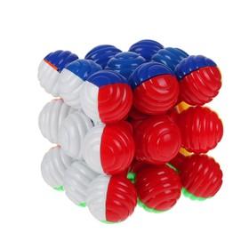 Игрушка механическая «Кругляш», 6,3х6,3х6,3 см