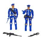 """Набор полицейских """"Напарники"""""""