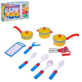 Набор посуды «Приготовим вкусный обед»