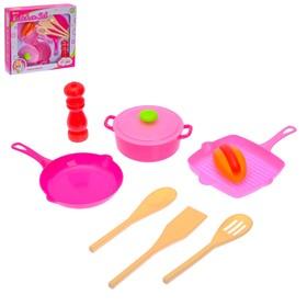 """Набор посуды """"Учимся готовить"""", 8 предметов"""