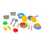 """Набор посуды с продуктами """"Готовим вместе"""" - фото 105579839"""
