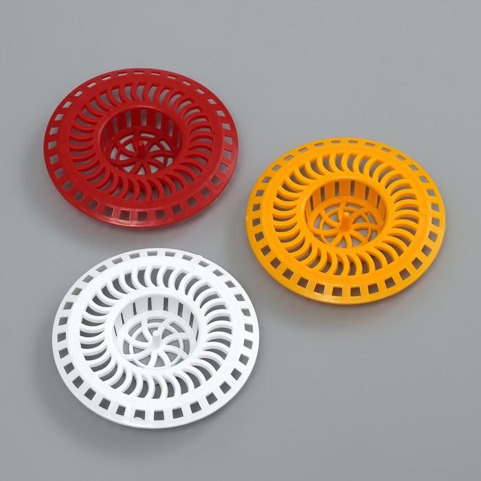 Фильтр-сеточка для раковины 80 мм
