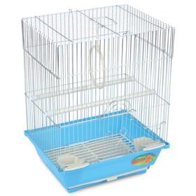 Клетка Triol  N 2105  для птиц, 30 х 23 х 39 см, микс