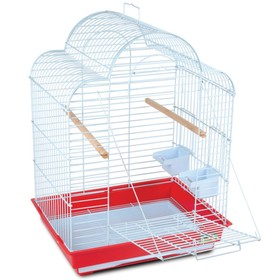 Клетка Triol  N 800-1 для птиц, 52*41*70 см, микс