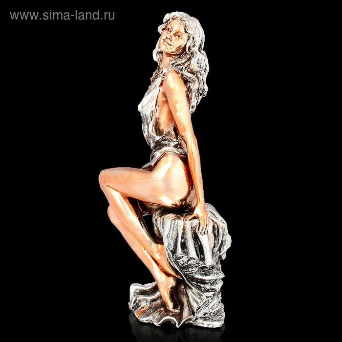 """Сувенир """"Венера"""", цвет бронза-серебро"""
