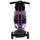 """Велосипед трёхколёсный «Лучик Vivat 1», надувные колёса 10""""/8"""", цвет фиолетовый - фото 983951"""