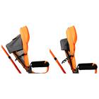 """Велосипед трёхколёсный «Лучик Vivat 2», колёса EVA 10""""/8"""", цвет оранжевый - фото 105546917"""