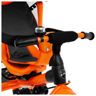 """Велосипед трёхколёсный «Лучик Vivat 2», колёса EVA 10""""/8"""", цвет оранжевый - фото 105546921"""