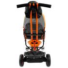 """Велосипед трёхколёсный «Лучик Vivat 2», колёса EVA 10""""/8"""", цвет оранжевый - фото 105546923"""