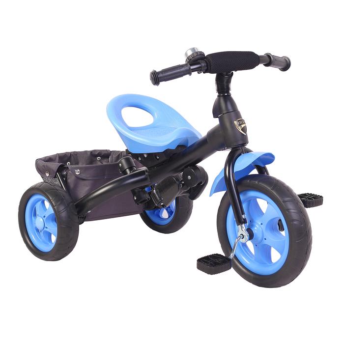 Велосипед трёхколёсный «Лучик Vivat 4», цвет синий