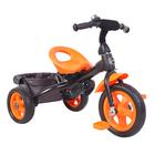 Велосипед трехколесный Лучик Vivat 4, цвет оранжевый
