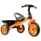 Велосипед трёхколёсный «Лучик Vivat 4», цвет оранжевый - фото 1066206