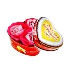 """Мыльные лепестки в шкатулке-сердце """"С днём всех влюблнных!"""", 3 шт."""