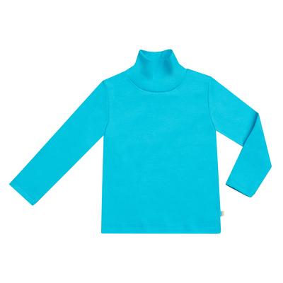 Водолазка для мальчика, рост 92 см, цвет  цвет бирюзовый Н-БН-168ИА_М