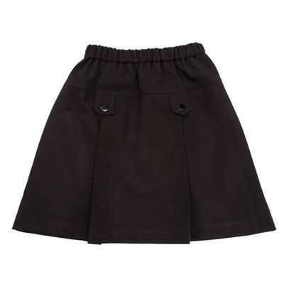 Юбка для девочки , рост 140 см, цвет чёрный