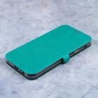 Чехол-книжка Caseguru Magnetic Case Samsung Galaxy A7 2017 Бирюзовый