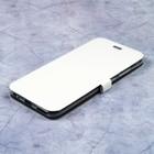 Чехол-книжка Caseguru Magnetic Case Xiaomi A1 (Mi5X) Глянцево-белый