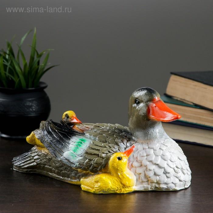 """Копилка """"Утка с утятами"""""""