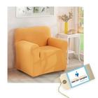 Сертификат на химчистку текстильных изделий: чехлы для кресла
