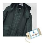 Сертификат на химчистку: куртка/плащ утеплённый на синтепоне, брюки утеплённые, полупальто